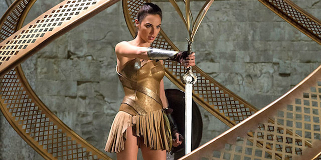 Primeras críticas de Wonder Woman, la crítica aplaude a DC