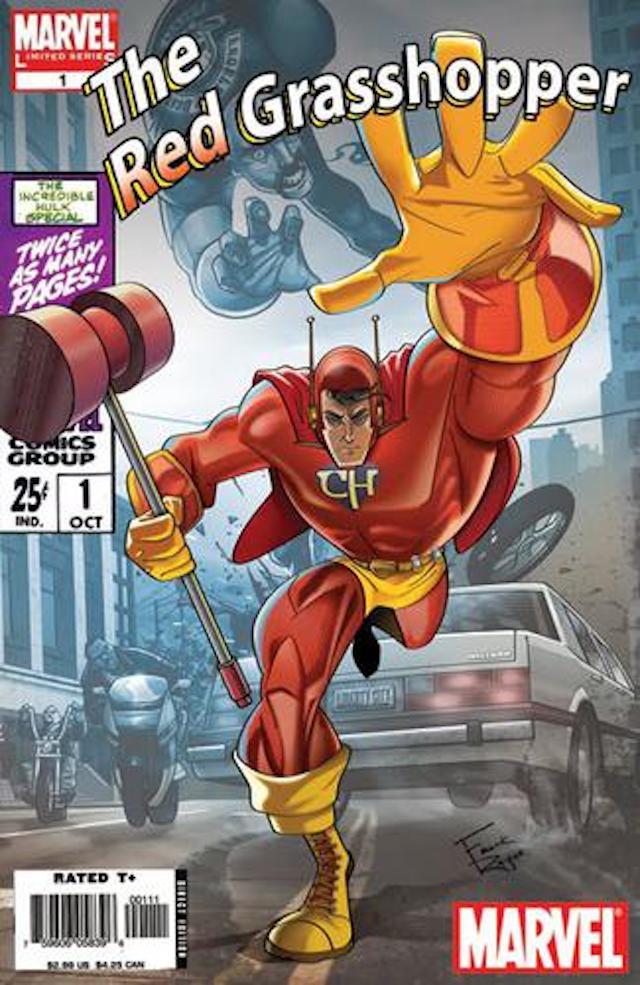 Marvel recupera a un personaje que jamás imaginarías