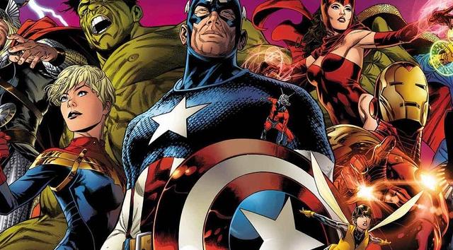 Los nuevos Vengadores de Marvel, los más poderosos de la Historia