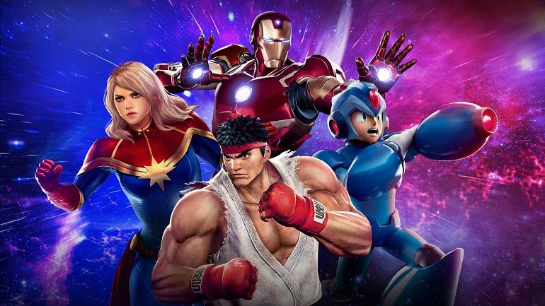 Lista con todos los luchadores de 'Marvel vs Capcom: Infinite' online