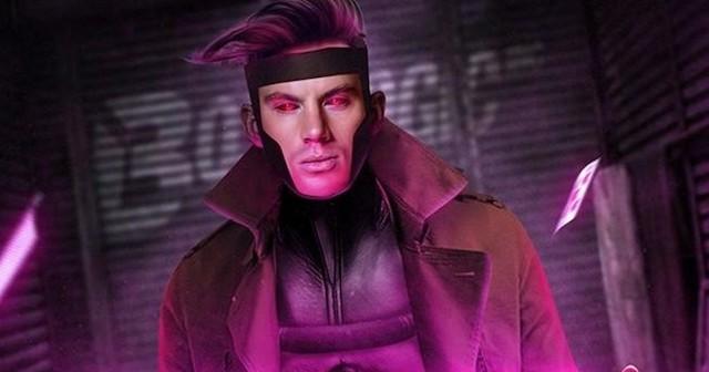 La película de Gambit llegará antes de lo que imaginas