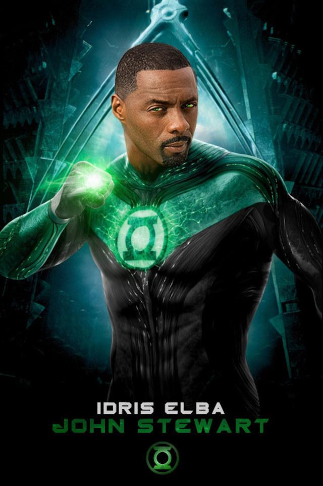 Green Lantern Corps será el Guardianes de la Galaxia de DC