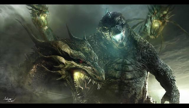 Godzilla 2 será como Fast & Furious pero con monstruos