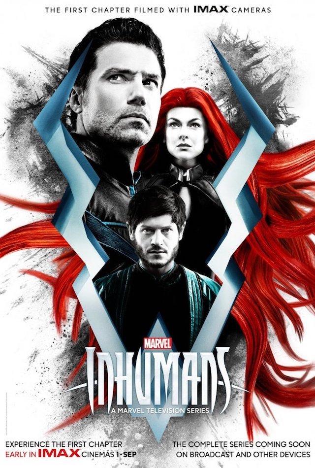Primer trailer oficial de Los Inhumanos de Marvel