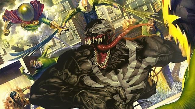 Ya sabemos quién es el villano de Venom y todo apunta a algo muy grande