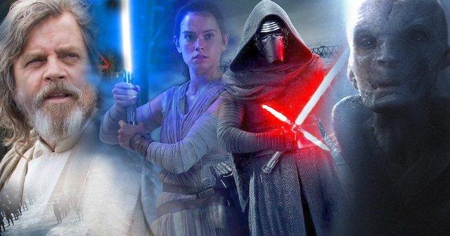 Nuevos SPOILERS filtrados de Star Wars: Episodio VIII - Los últimos Jedi