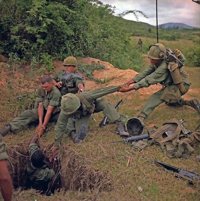 Los secretos más terribles de la guerra de Vietnam fueron LOS MONSTRUOS
