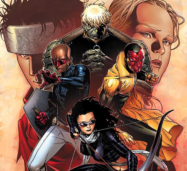 En marcha planes para película de los Jóvenes Vengadores en Marvel