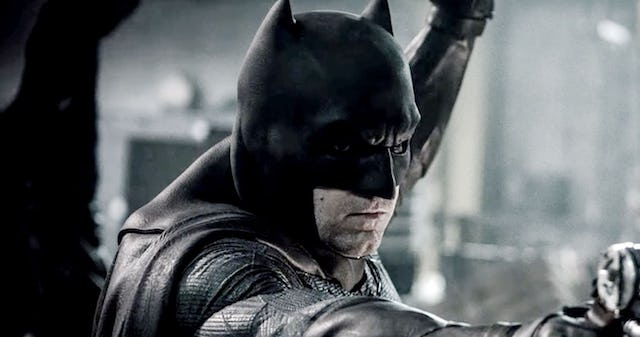Más problemas en The Batman: Matt Reeves no quiere a Ben Affleck
