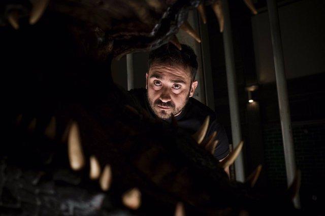 Nuevo y aterrador dinosaurio híbrido en Jurassic World 2