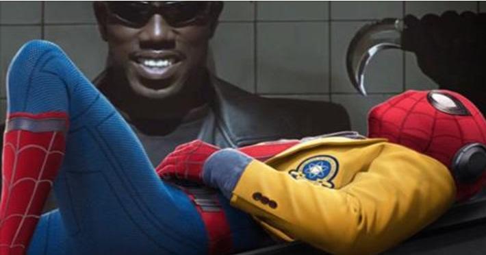 Planes para crossover entre Blade y Spider-Man en 'Homecoming 2'