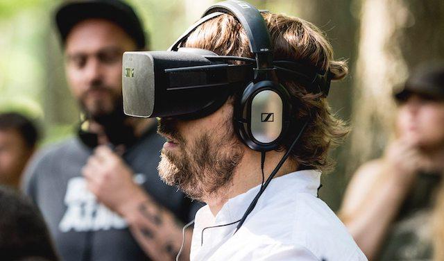 Alexandre Aja rueda la primera serie en realidad virtual