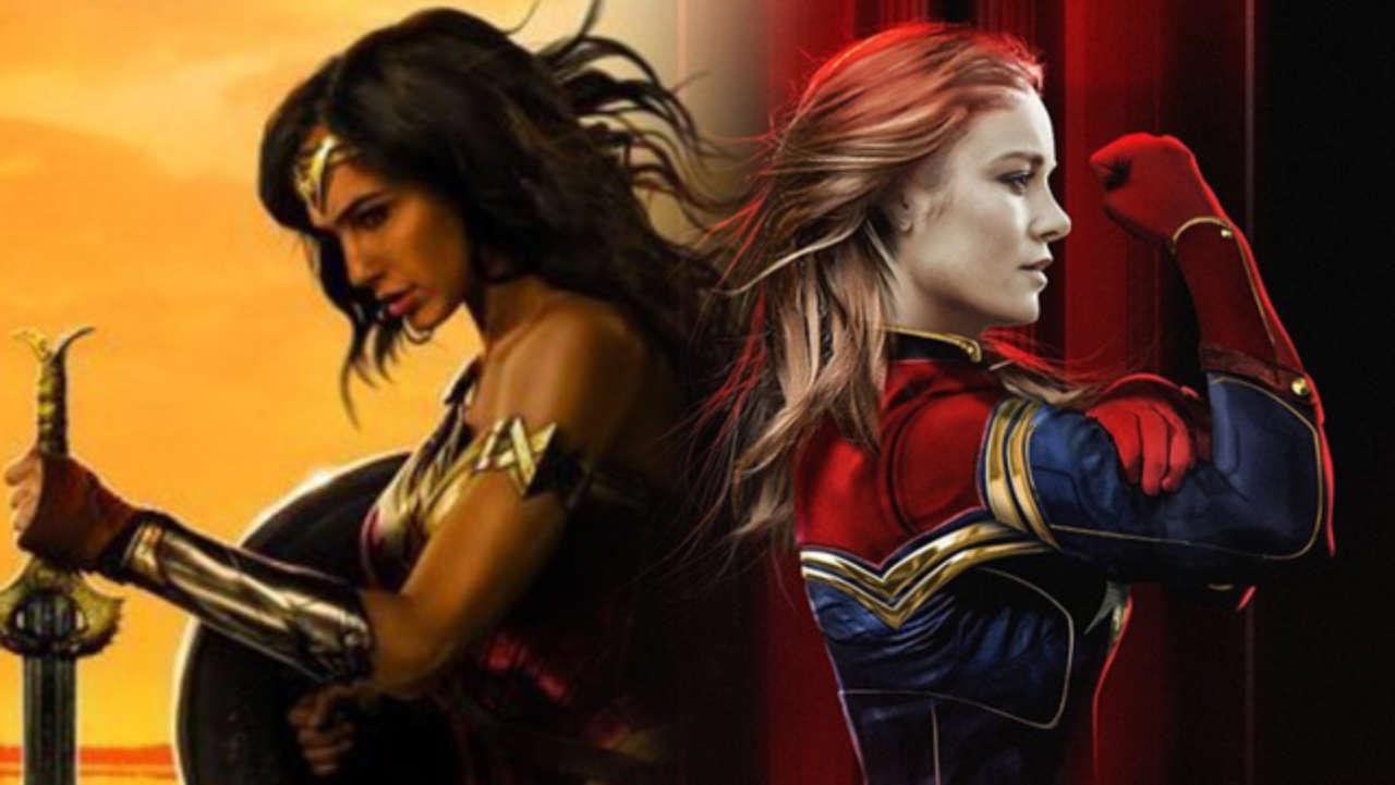 Warner se enfrenta a Marvel con la fecha de estreno de 'Wonder Woman 2'