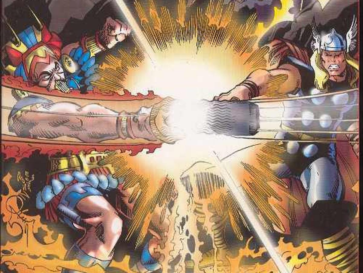 Las 5 mejores historias de Thor en los comics