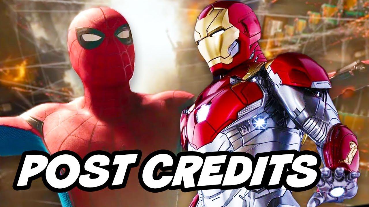 Filtradas las escenas post-créditos de 'Spider-Man: Homecoming' (explicadas)