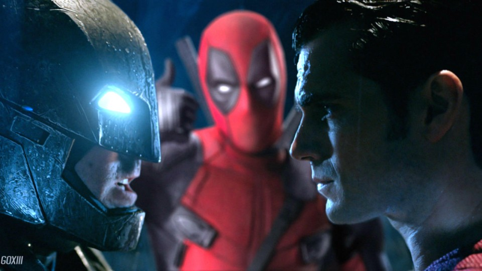 Deadpool humilla a 'Batman v Superman' en parodia Marvel