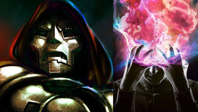 Fox anuncia película del Doctor Doom a cargo del creador de 'Legión'