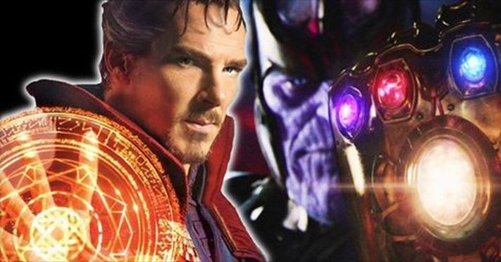 Filtrada escena SPOILER del Doctor Strange en La Guerra de Infinito