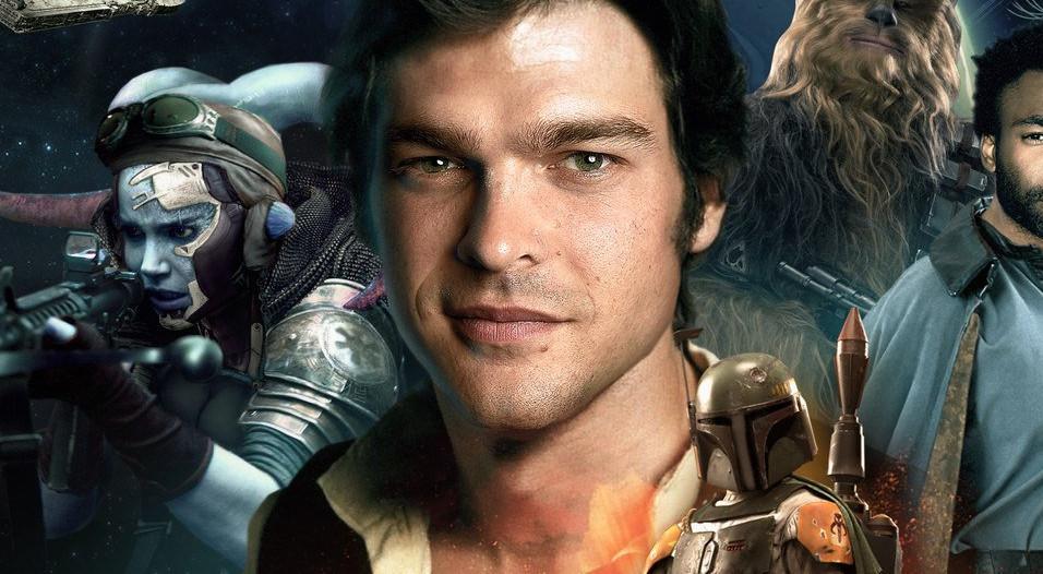 Filtradas primeras escenas y vídeo de 'Han Solo', la nueva película de Star Wars