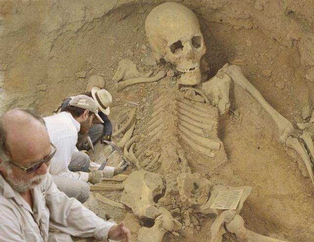 La ciudad de los gigantes descubierta en Perú