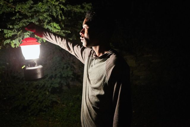 Crítica de Llega de noche (It comes at night), terror humano
