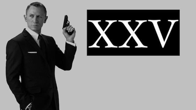 Oficial: James Bond 25 llegará en noviembre de 2019