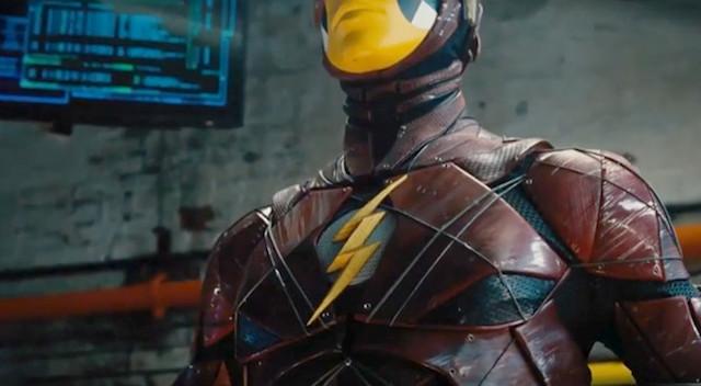 Nuevo tráiler de Flash en La Liga de la Justicia
