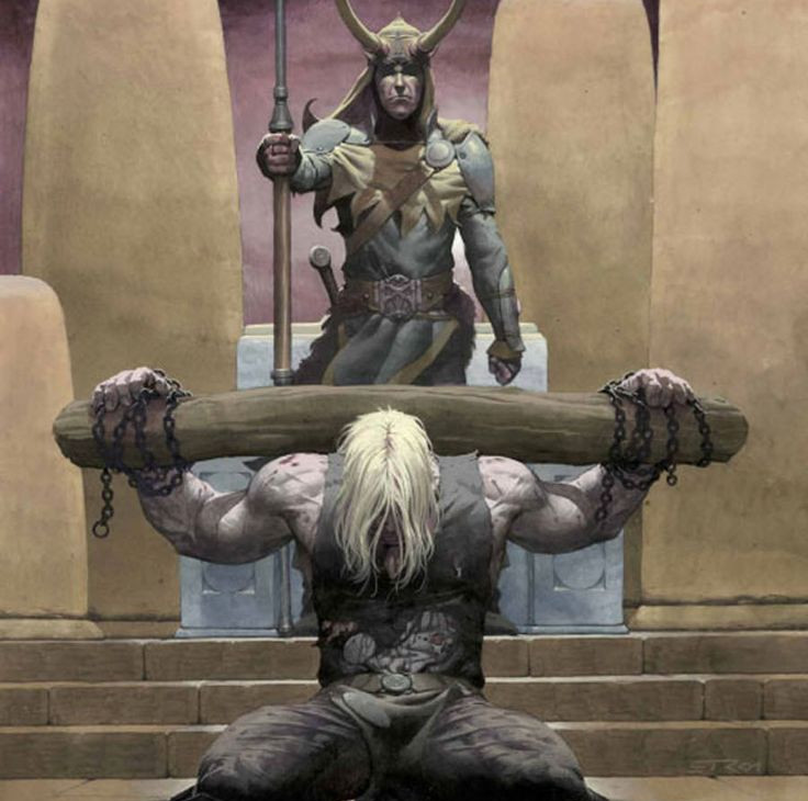 Las 5 mejores historias de Loki en los comics