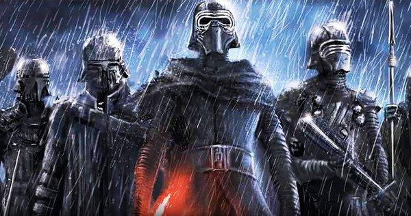 Revelados los villanos de 'Star Wars: Los Últimos Jedi'