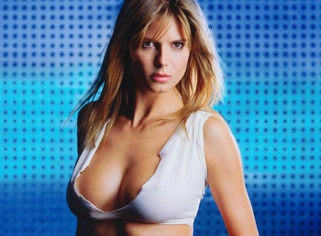 Heidi Klum desnuda, increíbles fotos inesperadas e integrales