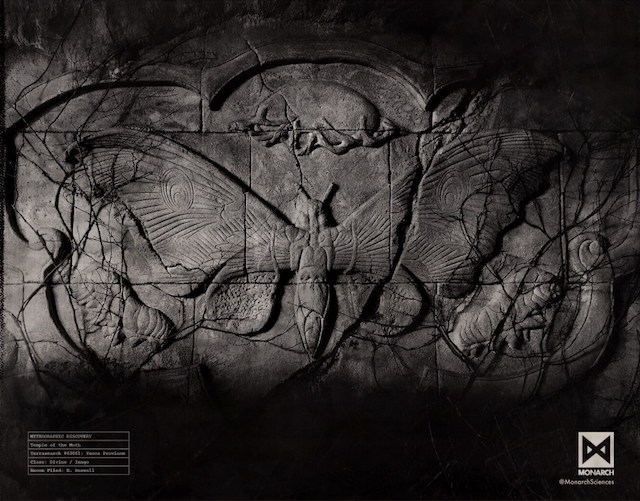 Revelado el Mothra de Godzilla: King of the Monsters