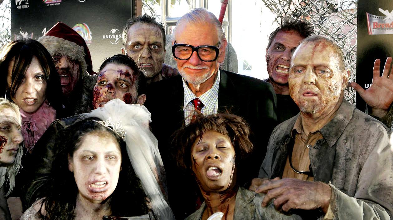 Fallece George A. Romero, muerto el padre de los zombies