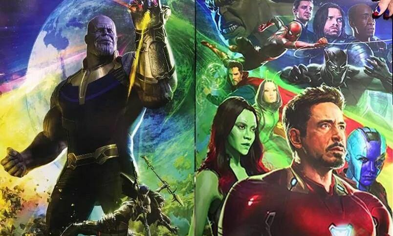 Filtraciones del nuevo trailer de 'Vengadores: La Guerra de Infinito' en la SDCC