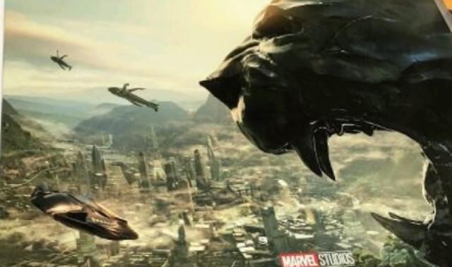 Nuevo trailer de 'Black Panther (Pantera Negra)' en la SDCC 2017
