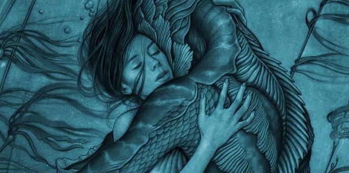 Trailer de 'La Forma del Agua', la nueva película de Guillermo del Toro