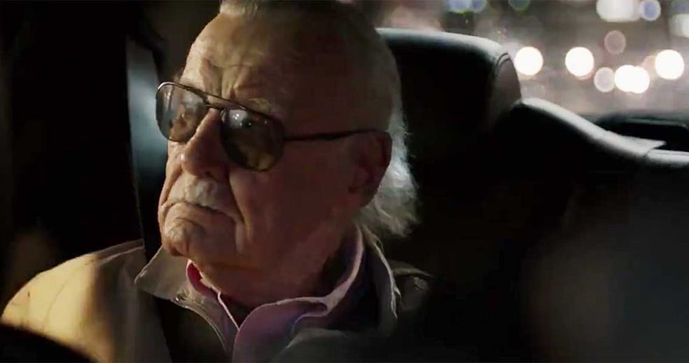 Nuevo trailer de los 'Defensores' con Stan Lee y Punisher
