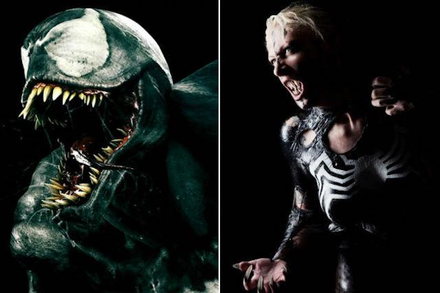 She Venom confirmada en la película de Venom