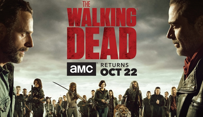 Trailer de 'The Walking Dead', la temporada 8 en pie de guerra