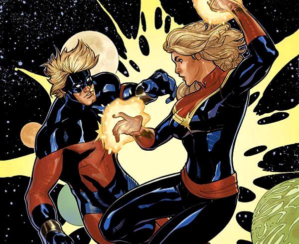 Las 5 mejores historias de la Capitana Marvel en los comics