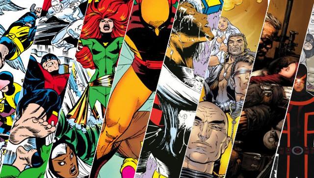 ¿Cuales son las 5 mejores historias de X-Men en los comics?