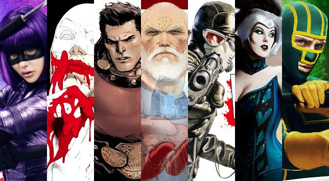 Netflix anuncia nuevo universo de superhéroes basado en el Millarworld