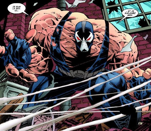 Las 5 mejores historias de Bane en los comics