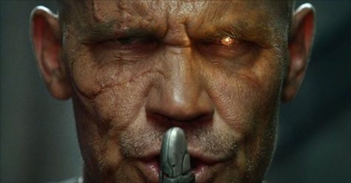 Primer vistazo a Josh Brolin como Cable en 'Deadpool 2'