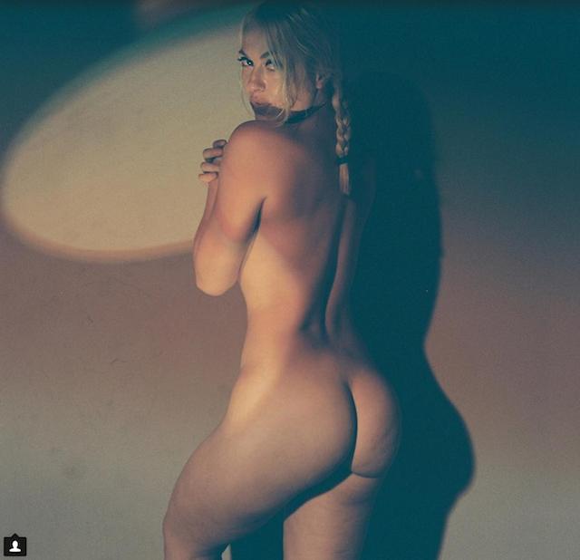 Daniela Blume desnuda, el orgasmo en las redes