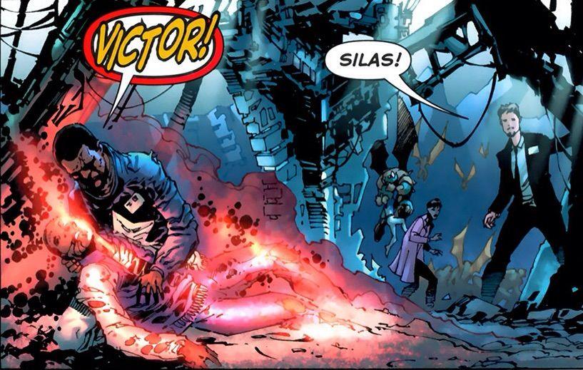 Las 5 mejores historias de Cyborg en los comics