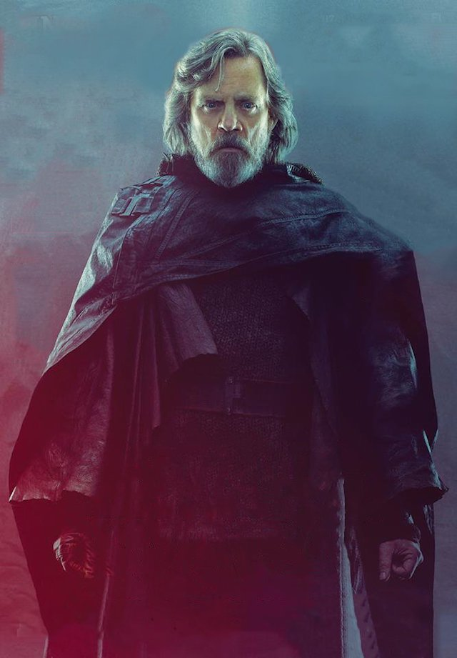 Star Wars: Luke Skywalker se pasa al lado oscuro