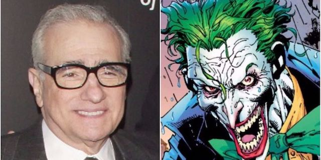 Confirmada película del Joker de Martin Scorsese