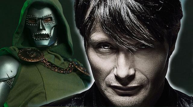 Mads Mikkelsen se postula como Doctor Doom