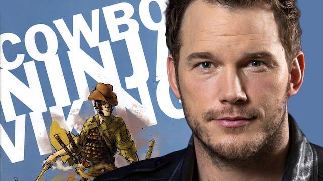 Chris Pratt ya es Cowboy Ninja Viking