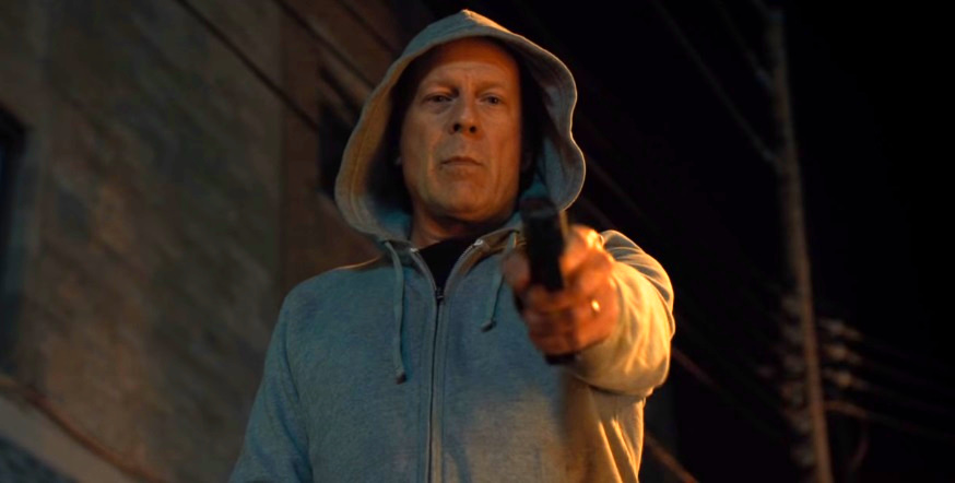 Bruce Willis es el nuevo Punisher en el trailer de 'Death Wish'